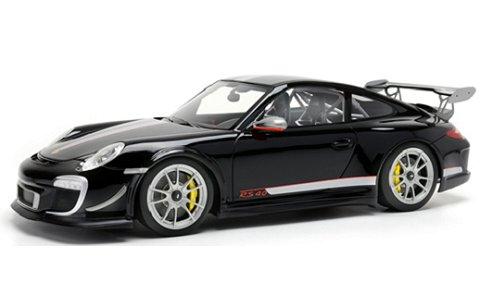 ポルシェ 911 GT3 RSR 4.0 ブラック (1/18 フロンティアートF022-04)