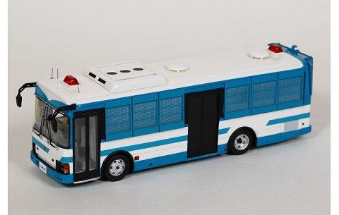 いすゞ エルガミオ バス 2007 警察本部大型人員輸送車両 (1/43 レイズH7430713)