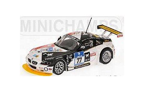 BMW Z4-M クーペ SCHUBERT MOTORSPORT 24h ニュル 2009 (1/43 ミニチャンプス400092777)
