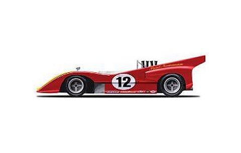 マクラーレン M8E/D 1971 カンナム リバーサイド No12 Motschenbacher Racing (1/18 トゥルースケールミニチュアズ TSM121803)