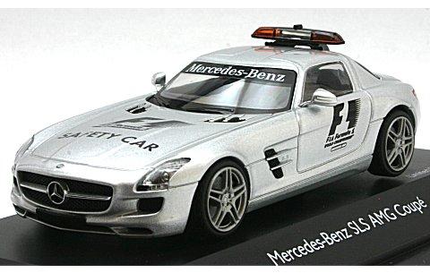 メルセデスベンツ SLS AMG 「セーフティーカー F1」 (1/43 シュコー450746400)