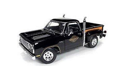 ダッジ ミッドナイトエキスプレス トラック 1978 ブラック (1/18 アメリカンマッスルAMM1016)
