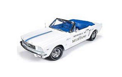 1964 1/2 フォード マスタング コンバーチブル インディ・ペースカー (1/18 アメリカンマッスルAW209)