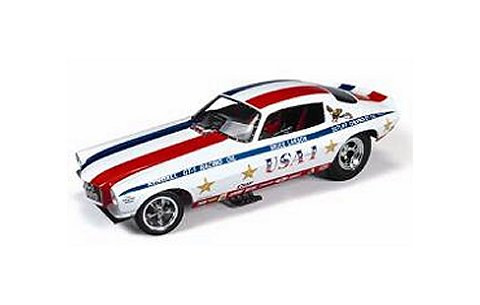1970's Bruce Larson USA-1 カマロ Funny Car (Legends of 1/4 mile) (1/18 アメリカンマッスルAW1120)