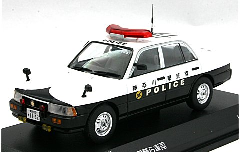 ニッサン クルー 1995 神奈川県警察所轄署警ら車両 (1/43 レイズH7439503)