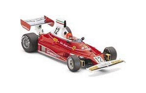 フェラーリ 312T 1975 ニキ・ラウダ サイン入り (1/43 フジミFJM1243023)