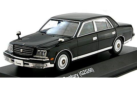 トヨタ センチュリー (神威/ブラック) (1/43 京商K03633BK)