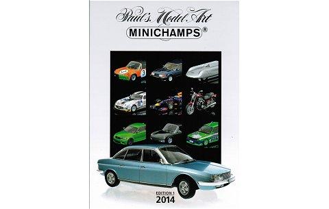 ミニチャンプス ミニカー 2014年 総合カタログ エディション1 (ミニチャンプスPMAC20141)