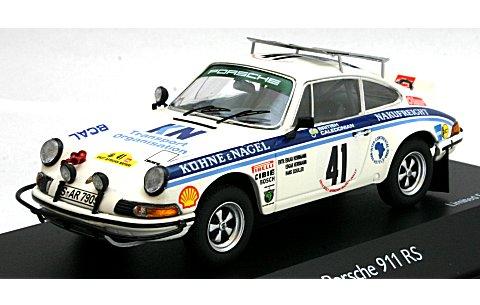 ポルシェ 911 RS 1974 サファリラリー No41 (1/43 シュコー450361500)