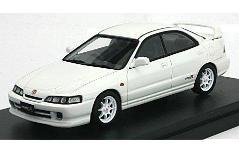 ホンダ インテグラ タイプR 1996 チャンピオンシップホワイト (1/43 ハイストーリーHS078WH)