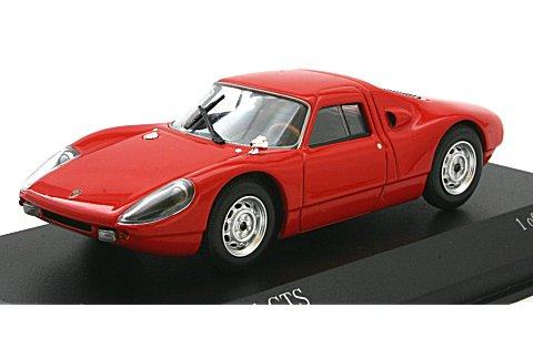 ポルシェ 904 GTS 1964 レッド (1/43 ミニチャンプス400065722)