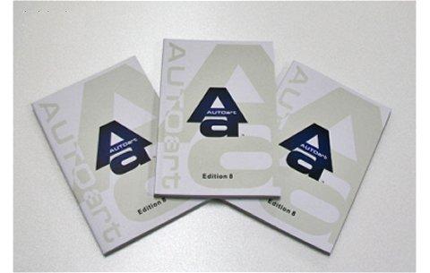 オートアート・モデルカーカタログ 「エディション10」 (オートアート90059)