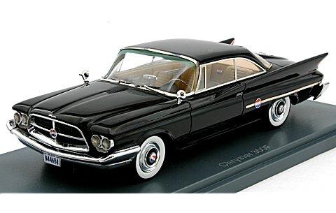 クライスラー 300F クーペ 1960 ブラック (1/43 ネオNEO44684)
