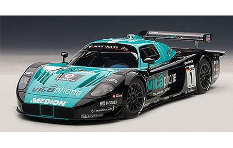 マセラティ MC12 FIA GT1 2010 No1 ピ ...