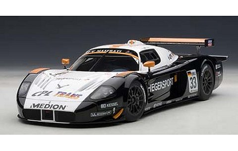 マセラティ MC12 FIA GT1 2010 No33 ヘーガースポーツ (1/18 オートアート81036)