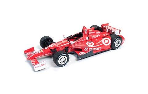 INDY CAR 2014 Target No9 /Ganassi Scott Dixon レッド (1/24 オートワールドINDY7173)