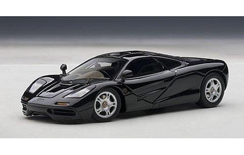 マクラーレン F1 Mブラック (1/43 オートアート56002)