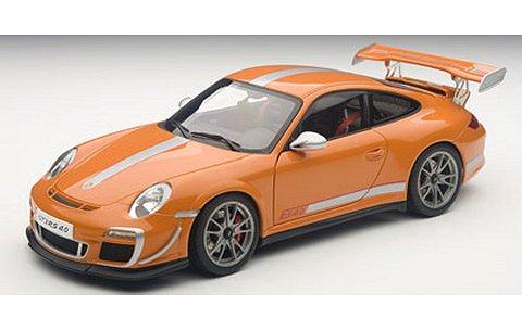 ポルシェ 911 (997) GT3RS 4.0 オレンジ (1/18 オートアート78148)