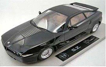 アルファロメオ SZ 1989 ブラック (1/18 トップマーカスTOP01BK)