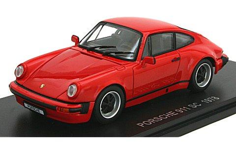 ポルシェ 911 SC レッド (1/43 京商KS05523R)