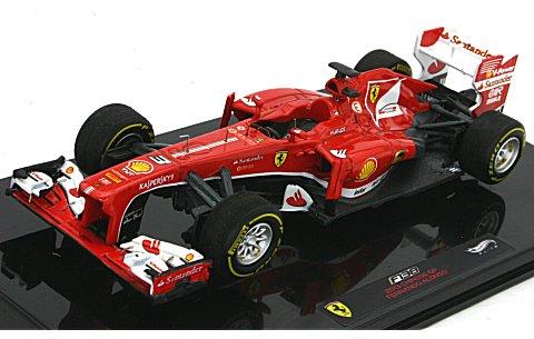 フェラーリ F138 F・アロンソ チャイナGP 2013 (1/43 マテルMTBCK13)