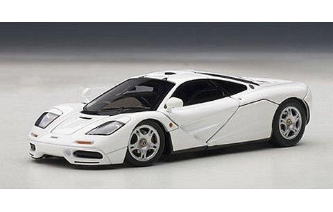 マクラーレン F1 ホワイト (1/43 オートアート56003)