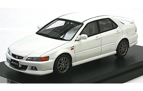 ホンダ アコード EuroR 2000 タフホワイト (1/43 ハイストーリーHS096WH)