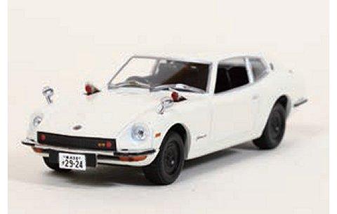 ニッサン フェアレディ Z 2by2 (GS30) 1974 神奈川県警察交通部交通機動隊車両 (覆面) (1/43 レイズH7437402)