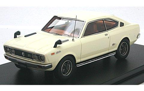 トヨタ カリーナ 2000GT ハードトップ 1973 ホワイト (1/43 ハイストーリーHS090WH)