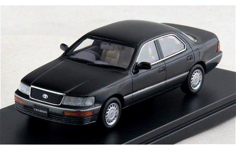 トヨタ セルシオ C-TYPE 1989 ブラックトーニングG (1/43 ハイストーリーHS101BK)