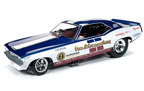 1970 Don Schumacher Cuda Funny Car (1/18 アメリカンマッスルAW1162)