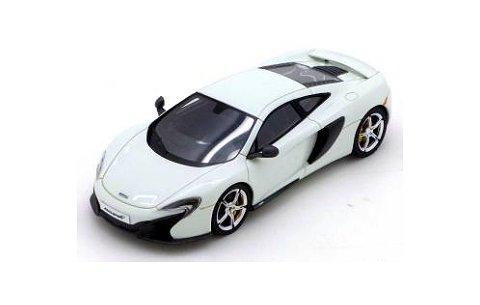 2015 マクラーレン 650S クーペ ホワイト/右ハンドル (1/43 トゥルースケールミニチュアズTSM144363)