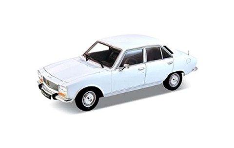 プジョー 504 1975 ホワイト (1/18 ウエリーWE18001W)