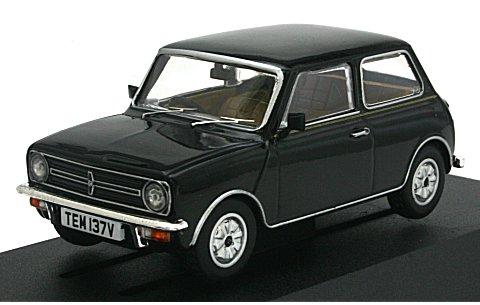 ミニ クラブマン 1100 ブラック (イギリス) (1/43 ヴァンガーズ VA13502A)
