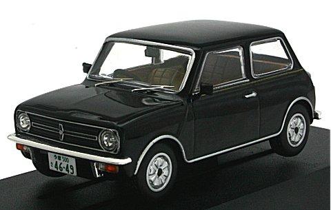 ミニ クラブマン 1100 ブラック (日本) (1/43 ヴァンガーズ VA13502B)