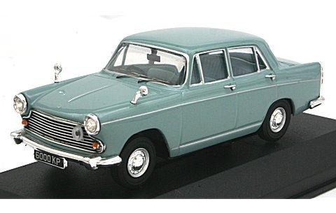 モーリス オクスフォード シリーズ VI チャーチル スモークグレー (1/43 ヴァンガーズVA05406)