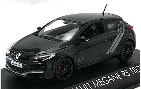 ルノー メガーヌ RS トロフィー R 2014 ブラック (1/43 ノレブ517706)