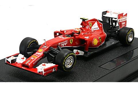 フェラーリ F-1 2014 F14 T No7 ライコネン ドライバー付 (1/43 マテルMTBLY70)