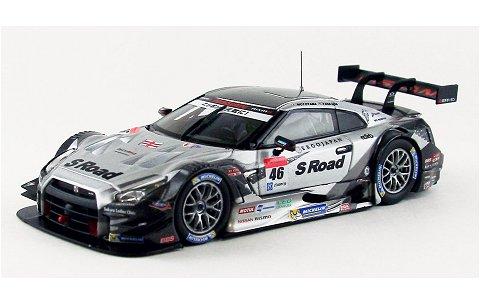エスロード モーラ GT-R スーパーGT500 2014 No46 (1/43 エブロ45062)