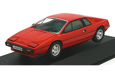 ロータス エスプリ S1 Chassis 0100G 「The First Production Esprit」 Signalレッド (1/43 コーギーCC57101)