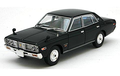 ニッサン セドリック 2000GL 74年型 黒 (1/43 トミーテック275633)