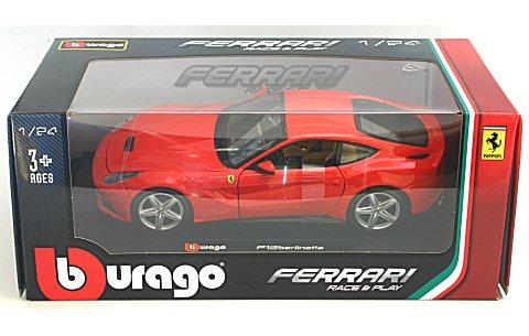 フェラーリ F12 ベルリネッタ レッド (1/24 ブラーゴ BB200-474)