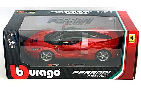 ラ・フェラーリ レッド (1/24 ブラーゴ BB200-470)