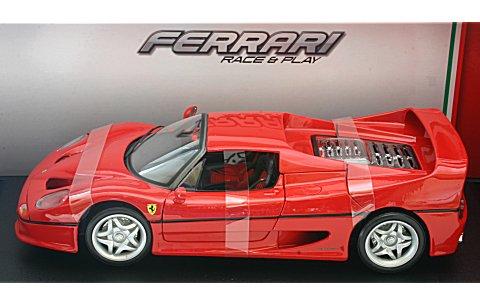 フェラーリ F50 レッド (1/18 ブラーゴ BB200-453)