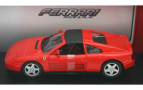 フェラーリ 348ts レッド (1/18 ブラーゴ BB200-454)