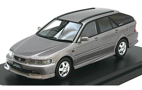ホンダ アコード ワゴン SiR Sportier 2000 シグネットシルバーM (1/43 ハイストーリーHS110SL)