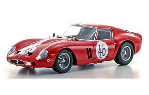 フェラーリ 250 GTO 1963 ニュルブルクリンク No46 (1/18 京商KS08436A)