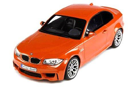 BMW 1M クーペ オレンジ (1/18 GTスピリット GTS018)