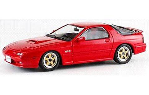 マツダ サバンナ RX-7 (FC3S) GT-R マツダスピードホイール レッド (1/43 京商KS03302R)