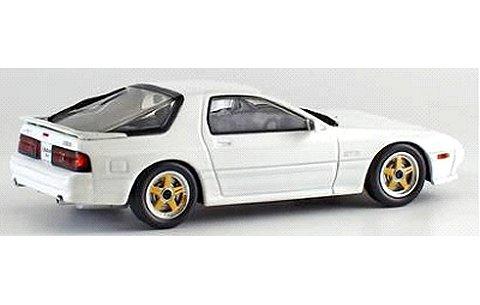 マツダ サバンナ RX-7 (FC3S) GT-R マツダスピードホイール ホワイト (1/43 京商KS03302W)
